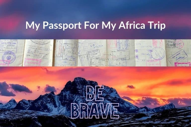 Trip To Africa (My Epic 30K Mile Road Trip)| Travel Podcast