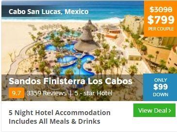 Cabo San Lucas solo vacation