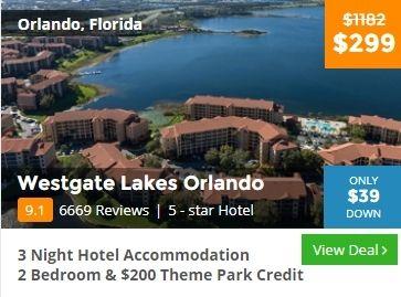 best solo travel deals for Orlando Florida