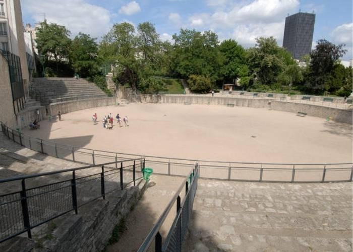 The Lutice Arena, Paris