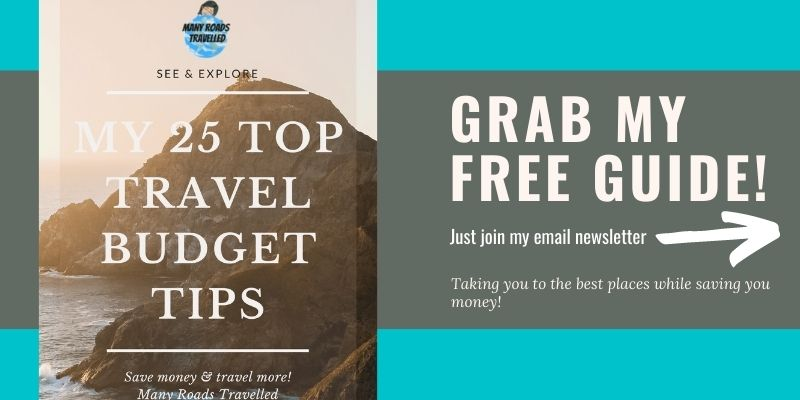Free 25 Tips for travel budget guide