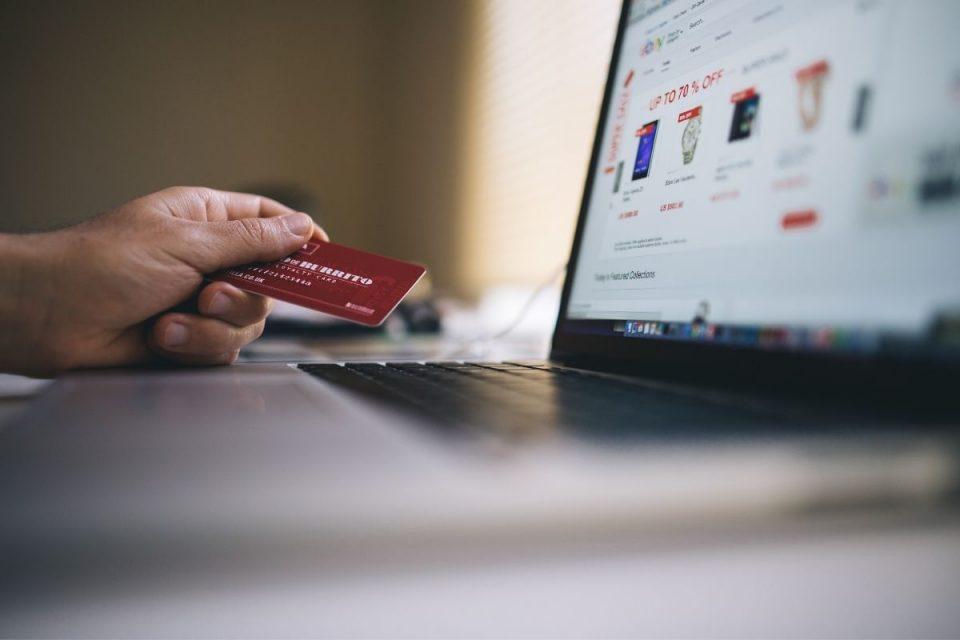 Start creating an E-commerce website for free